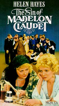 The Sin of Madelon Claudet (The Lullaby)