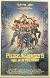 Police Academy 2 - Their First Assignment poster