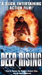 Deep Rising Poster