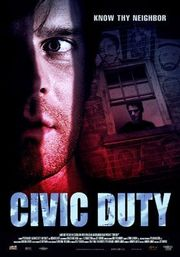 Civic Duty Poster