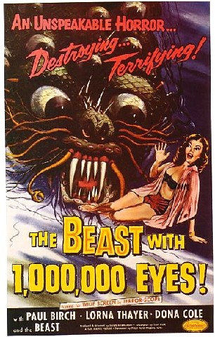 The Beast with a Million Eyes (The Beast with 1,000,000 Eyes)