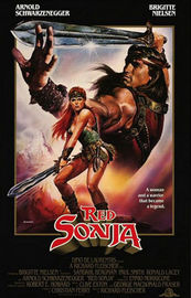 Red Sonja Poster