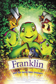 Franklin and the Turtle Lake Treasure (Franklin et le tresor du lac)