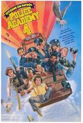 Police Academy 4 - Citizens on Patrol poster & wallpaper