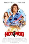 Hot Rod poster & wallpaper