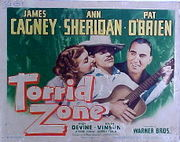 Torrid Zone Poster