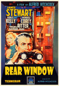 Rear Window poster & wallpaper