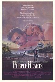 Purple Hearts movie posters