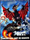 Daikaij kuchu kessan: Gamera tai Gyaosu (Gamera vs. Gyaos)(Return of the Giant Monsters)