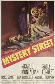 Mystery Street Poster