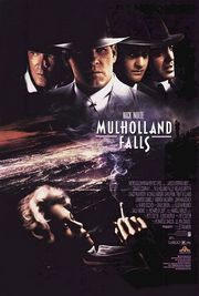 Mulholland Falls Poster