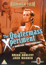 The Quatermass Xperiment Poster