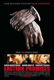 Eastern Promises Poster