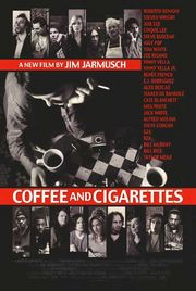 Coffee and Cigarettes poster Roberto Benigni