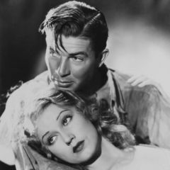 Fay Wray and Bruce Cabot