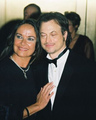 Gary Sinise with wife Moira Harris