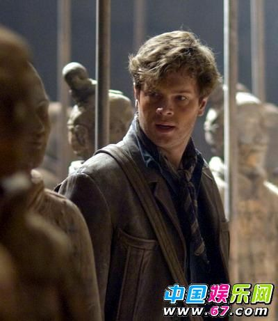 brendan fraser the mummy 3. More Mummy 3 Pics Unwrapped