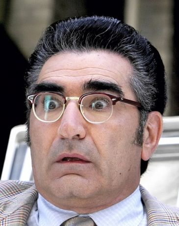 EUGENE LEVY in New York Minute (2004)