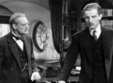 Lionel Barrymore, Phillips Holmes