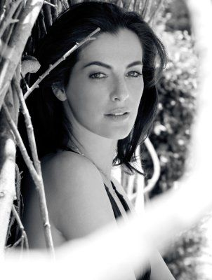 This is Katherine. For those of you who have watched Angels and Demons, you will recognize her. Her name is Ayelet Zurer and she is an actress.