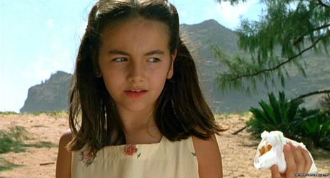 Camilla Belle the lost world