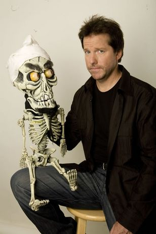 jeff dunham peanut pictures. Jeff Dunham and the Dead