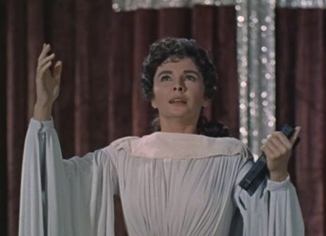 Jean Simmons in Elmer Gantry