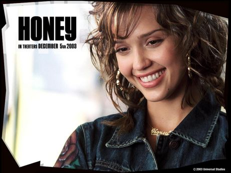 jessica alba honey movie