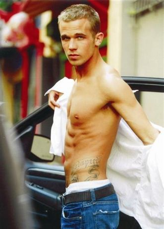 cam gigandet. Twilight star Cam Gigandet and