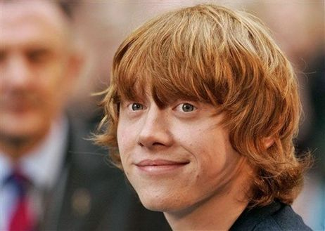 rupert grint shirtless. love with Rupert+grint+and