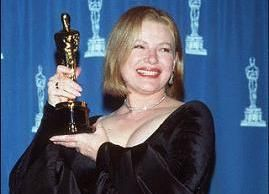 Dianne Wiest win Oscar for Bullets Over Broadway