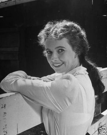 Teresa Wright in The Little Foxes