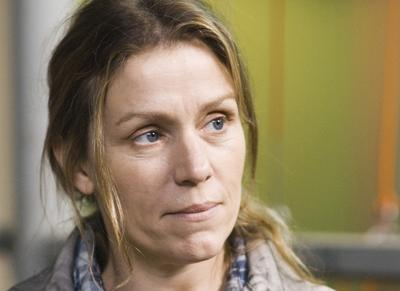 Frances McDormand in North Country