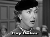 Fay Baker