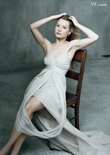 Mia Wasikowska