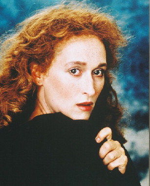 Meryl Streep in The French Lieutenant's Woman