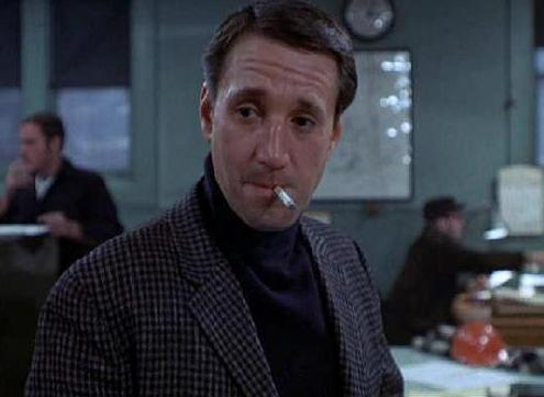 Roy Scheider in The French Connection