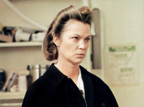 Louise Fletcher in One Flew Over the Cuckoo&#039;s Nest 