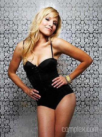 The lovely Kristen Bell.