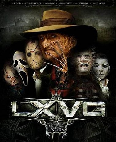 League of Xtremely Violent Gentlemen