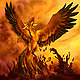 A Phoenix Rising From The Ashes.