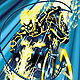 Ghost Rider...TRON Form.
