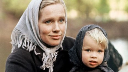 Liv Ullmann in The Emigrants