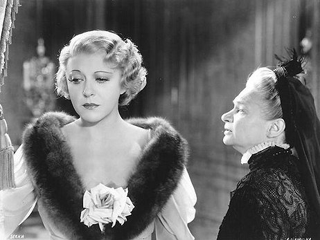Ruth Chatterton & Maria Ouspenskaya in Dodsworth