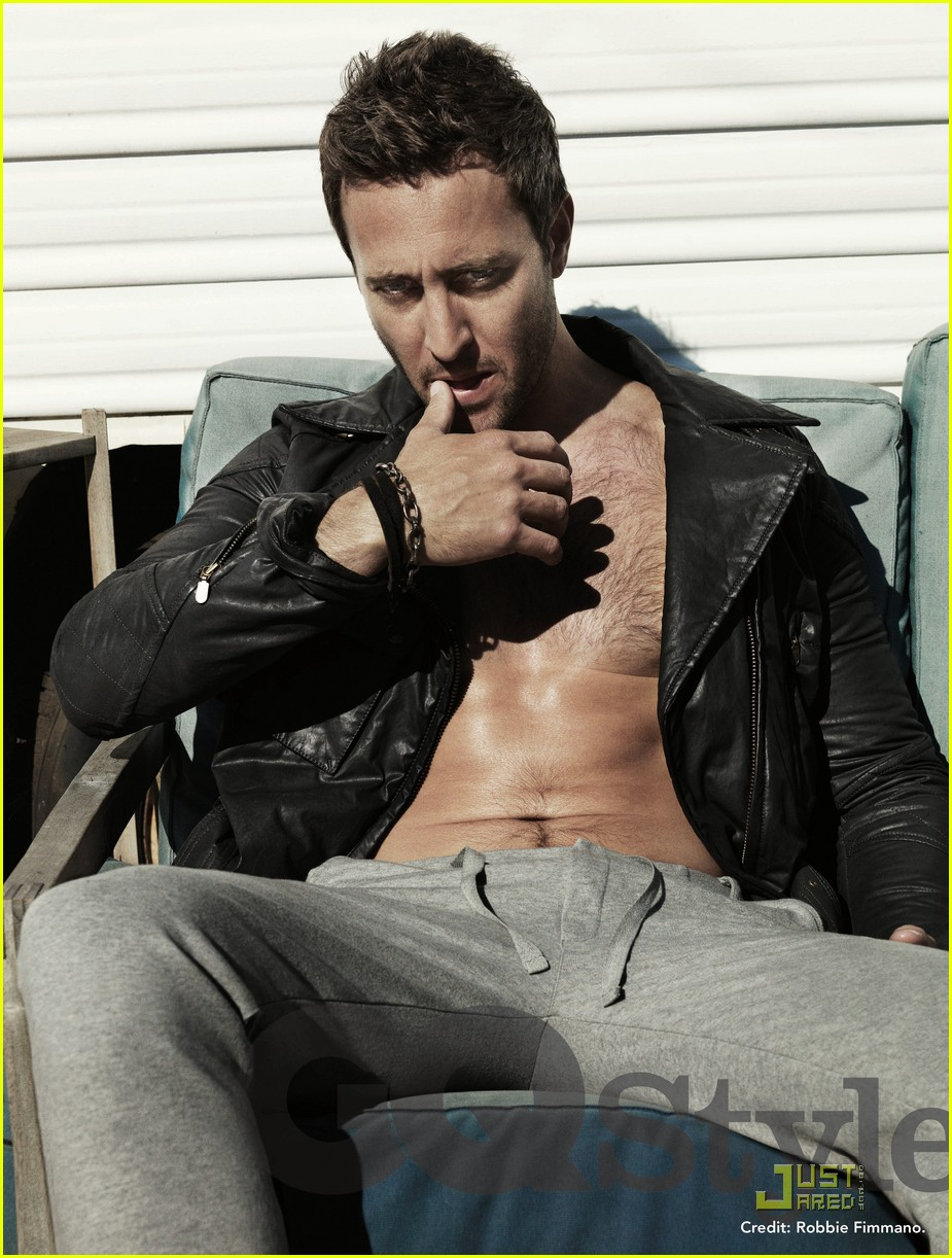 Alex O Loughlin - Photo Colection