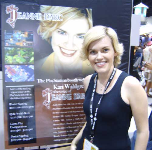 Kari Wahlgren