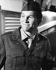 Jeff Bridges in The Last Picture Show