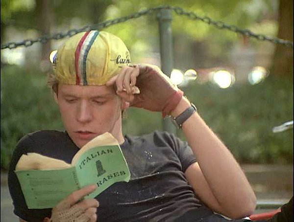 Dennis Christopher as Dave Stohler in Breaking Away (1979)