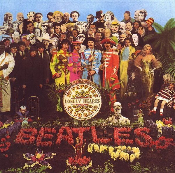 I'm a big Beatles fan. So far, Sgt. Pepper is my favorite album.