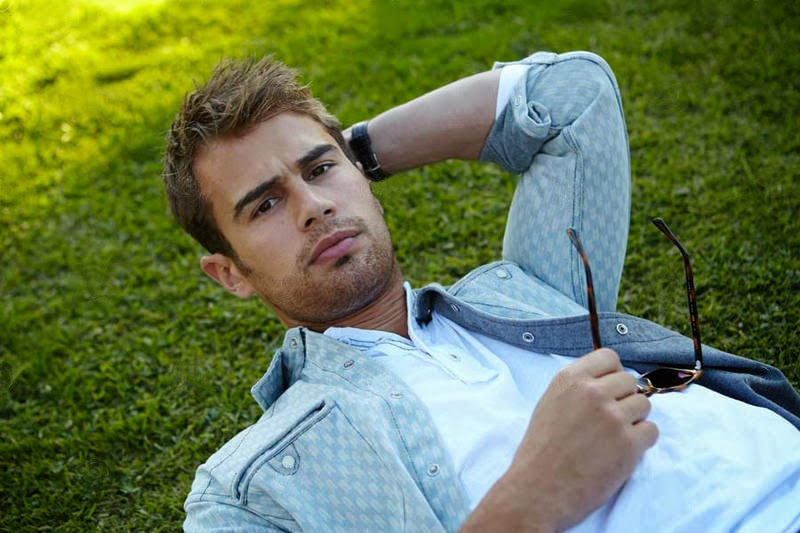 Theo James - Rotten Tomatoes